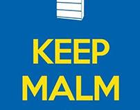 KEEP MALM _ social content