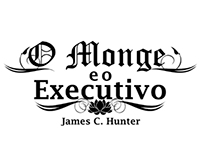 "Re-design do livro ""O Monge e o Executivo"" Luxo."