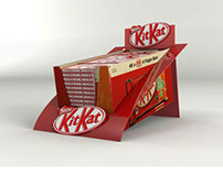 Nestle Kit-Kat POP Design