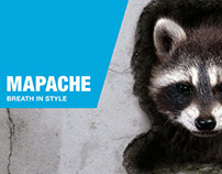 Mapache - Breath in style - Oakley