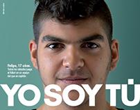 """Campaña """"Yo Soy Tú"""""""