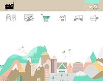 Fabrikken - Web site