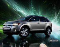 Ford Edge. Launch Catalog.
