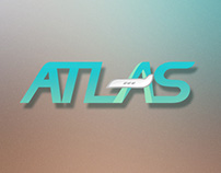Atlas Airways Environmental Signage and Wayfinding