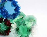 Plastiche vase