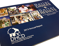 DHCD 2013 Annual Report
