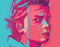 Contemporary Portraits - Digital Drawing #22