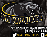 Milwaukee Men's Basketball Ads - January 2014