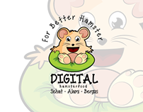 DIGITAL HAMSTER FOOD