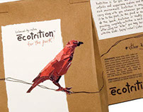 Ecotrition Bird Food Packaging
