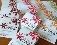 Organic Revival Packaging Design