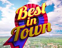 BEST IN TOWN - BBC WORLDWIDE