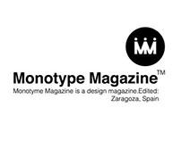 Monotype Magazine
