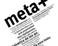 Afiche tipográfico