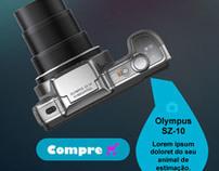 Olympus - 2011 website