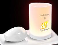 Memento design concept for BW Plantation