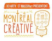 Site web / Festival Montréal Créative
