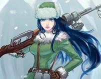 Caitlyn Artic Warfare