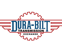 Dura-Bilt Transmission Exchange branding