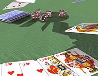 Casino - 3D animation