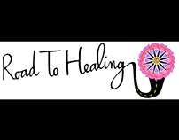 Road To Healing Logo Design