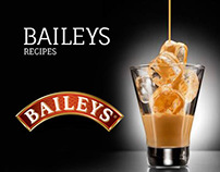 Baileys Table Tent