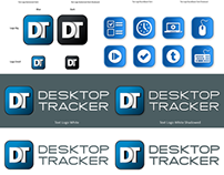 DesktopTracker Logo & Icons