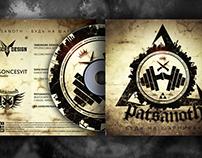 Patsanoth - Будь на шарнирах (cover art)