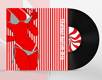 """EMBALAGEM e ILUSTRAÇÃO - """"The White Stripes"""""""