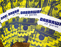 Dabbawal - Indian restaurant branding
