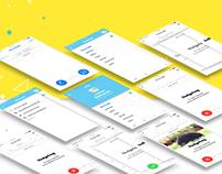 Custom Flashcards - UI/UX redesign