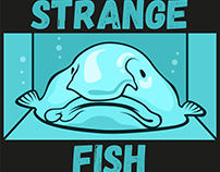 Strange Fish Logo