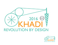 Khadi Logo - College Project