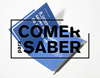 Comer para Saber (Eat to Know)