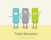 Trash Monster