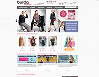Burda Style Magazine and website