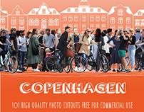 MESHROOM COPENHAGEN PHOTO CUTOUTS