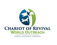 Chariot of Rvival Branding