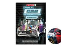 SPAR WIN-A-CAR