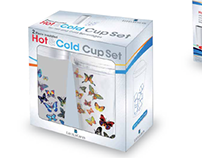 Packaging for Hot/Cold Cups