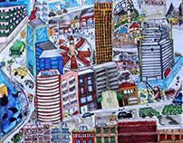 Illustration: Beirut, a beautiful mess