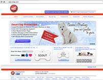 SmartTag Homepage Banners