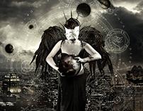 ANNA FIORI «Magna Mater» (CD artwork & Website design)