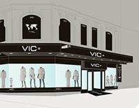 VIC Corporate identity