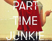"Bookcover ""De Part Time Junkie"""