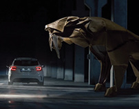 Mercedes-Benz Turkey FB 1 M Like Celebration Videos