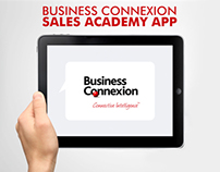 Business Connexion - Sales Academy App