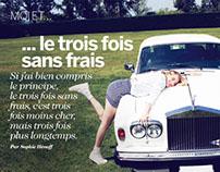 Maquette Cosmopolitan