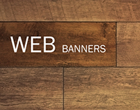 Design development of banners