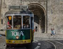 Lisboan tramways